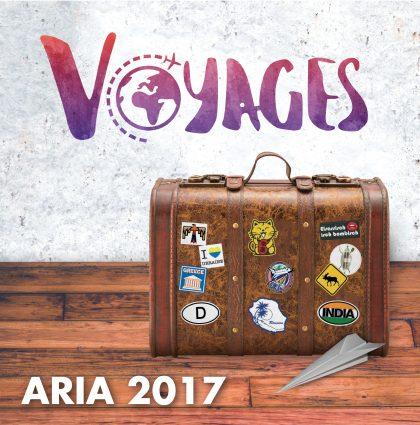 2017 – Voyages