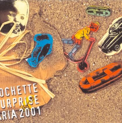 2001 – Pochette surprise
